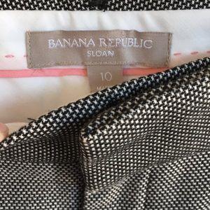 "BANANA REPUBLIC • ""Sloan"" Pant"